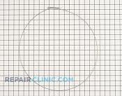 Boot Seal Retaining Ring - Part # 1267675 Mfg Part # 4861ER2001E