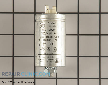 Capacitor 2029X/R Main Product View