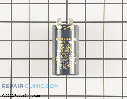 Capacitor J513-00012P Main Product View