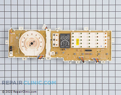 User Control and Display Board EBR32268102     Main Product View