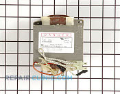 High Voltage Transformer - Part # 1268589 Mfg Part # 6170W1D096B