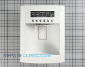 Dispenser Façade - Part # 1300005 Mfg Part # 3211JA1045G