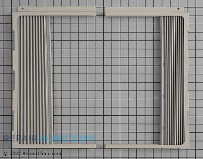 Window Side Curtain and Frame 3127AR3403B Main Product View