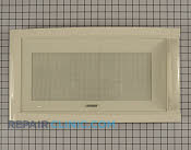 Microwave Oven Door - Part # 1311741 Mfg Part # 3581W1A352K