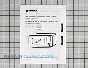Manuals, Care Guides & Literature - Part # 1317683 Mfg Part # 3828W5A3702