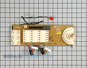 User Control and Display Board - Part # 1359810 Mfg Part # 6871EC1063E