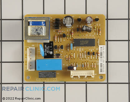 Main Control Board 6871JB1115A Main Product View