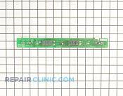 User Control and Display Board - Part # 1360265 Mfg Part # 6871JB1374B