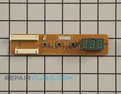 User Control and Display Board - Part # 1360296 Mfg Part # 6871JB2043B