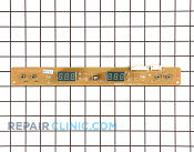User Control and Display Board - Part # 1360299 Mfg Part # 6871JB2046B