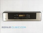 Control  Panel - Part # 1369700 Mfg Part # EBZ37191509