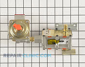Oven Valve and Pressure Regulator - Part # 1369672 Mfg Part # EBZ37171801