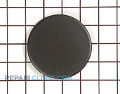 Surface Burner Cap - Part # 1369724 Mfg Part # EBZ37192703