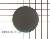 Surface Burner Cap - Part # 1369725 Mfg Part # EBZ37192704