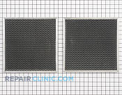 Charcoal Filter - Part # 1372174 Mfg Part # S97017413