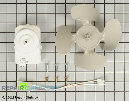 Condenser Fan Motor W10124096 Main Product View