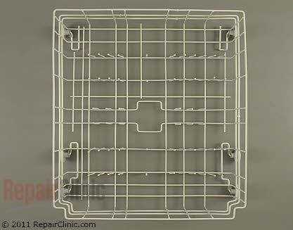 Lower Dishrack Assembly W10139223 Main Product View