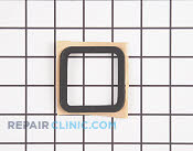 Gasket,drying duct ,lower - Part # 1378758 Mfg Part # 154617801