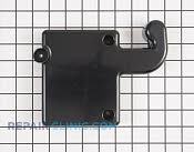 Cover-upper hinge,black - Part # 1379286 Mfg Part # 241761503
