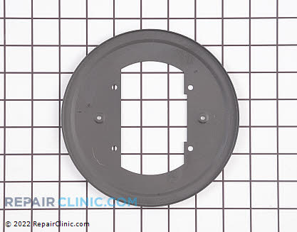 Burner Drip Pan 316515100       Main Product View