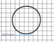 Burner Gasket - Part # 1379977 Mfg Part # 316515203
