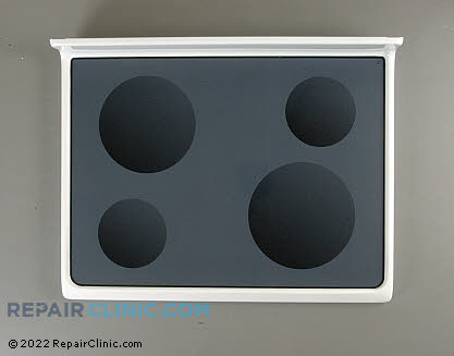 Glass Cooktop 316531922 Main Product View