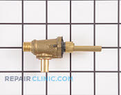 Surface Burner Valve - Part # 1380000 Mfg Part # 316520701