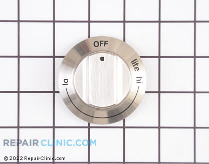 Control Knob 318242225       Main Product View