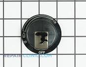 Control Knob - Part # 1380827 Mfg Part # 318905204