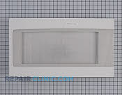 Microwave Oven Door - Part # 1380959 Mfg Part # 5304463120