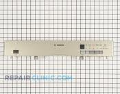 Control  Panel - Part # 1384466 Mfg Part # 00478811