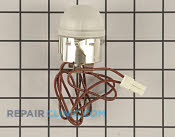 Halogen Lamp - Part # 1386605 Mfg Part # 00608088