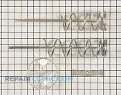 Ice Bucket Auger - Part # 1394024 Mfg Part # WR49X10183