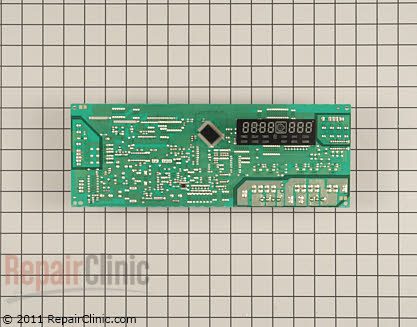 Oven Control Board EBR74632605 Main Product View
