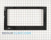Microwave Oven Door - Part # 1396556 Mfg Part # AGM55833802