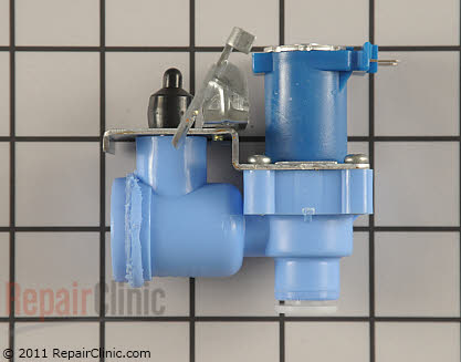Water Inlet Valve MJX41178908 Main Product View