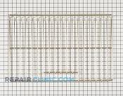 Oven Rack - Part # 1874817 Mfg Part # W10284950