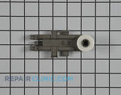 Dishrack Roller Assembly - Part # 1446863 Mfg Part # W10078214
