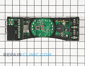 User Control and Display Board - Part # 1447512 Mfg Part # W10110646
