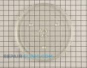 Glass Tray - Part # 1449891 Mfg Part # W10132129