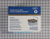 Trash Compactor Bags - Part # 1455119 Mfg Part # W10165294RB