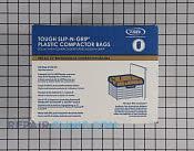 Trash Compactor Bags - Part # 1455119 Mfg Part # W10165294RB