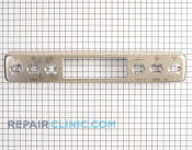 Control  Panel - Part # 1460962 Mfg Part # WB36K10752