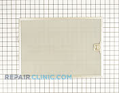 Grease Filter - Part # 1461118 Mfg Part # SV06264