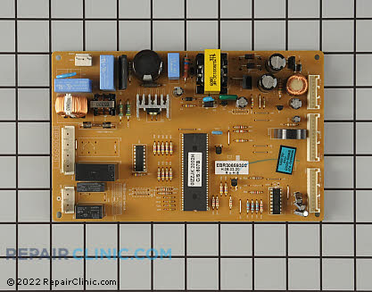 Main Control Board EBR30659302     Main Product View