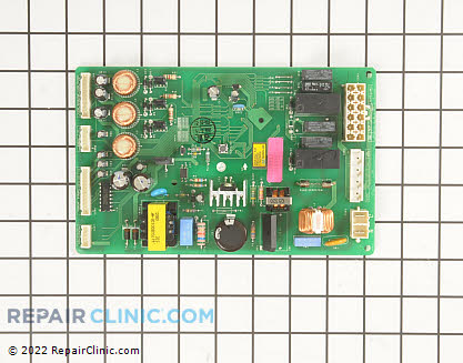 Main Control Board EBR34917104 Main Product View
