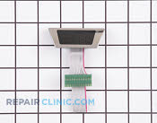 Display Board - Part # 1464916 Mfg Part # 154621101