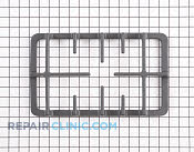 Burner Grate - Part # 1466658 Mfg Part # 318391802