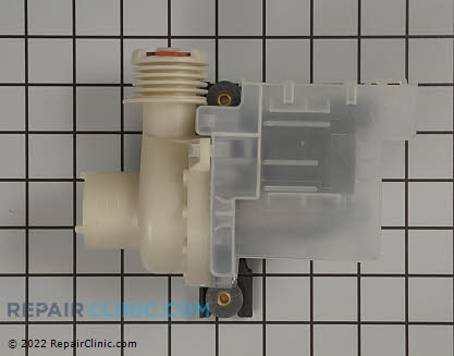 Washer leaks from bottom