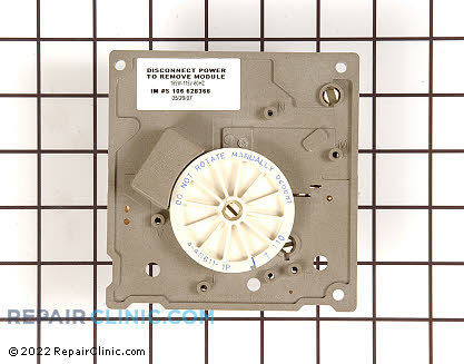 Control Module W10190935 Main Product View